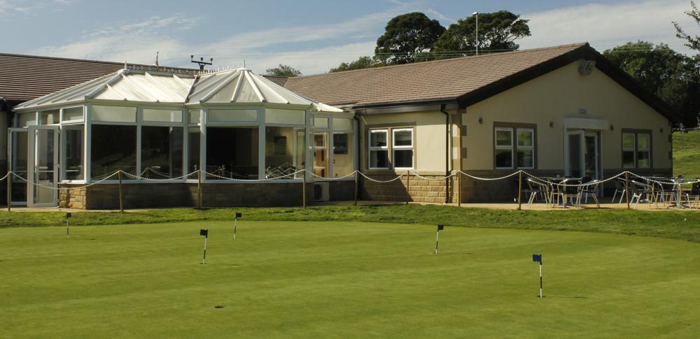 Practice Range Calverley Golf Course
